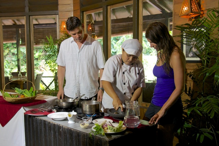 Lembeh Resort Cooking Class